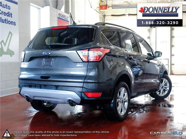 2018 Ford Escape SEL (Stk: DUR6011) in Ottawa - Image 4 of 28