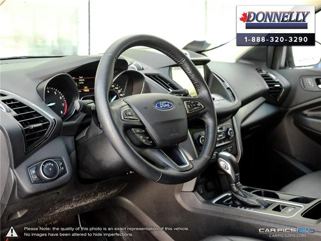 2018 Ford Escape SEL (Stk: DUR6011) in Ottawa - Image 12 of 28