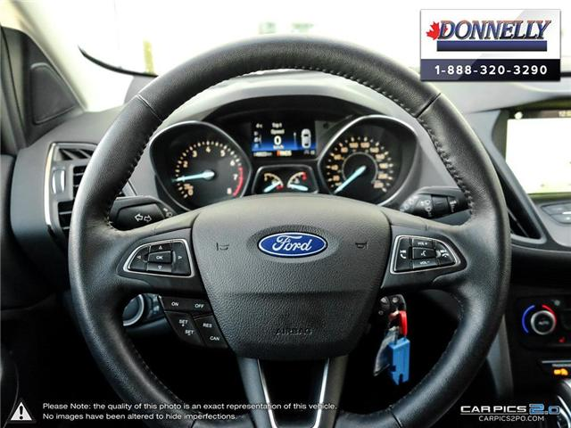 2018 Ford Escape SEL (Stk: DUR6011) in Ottawa - Image 14 of 28