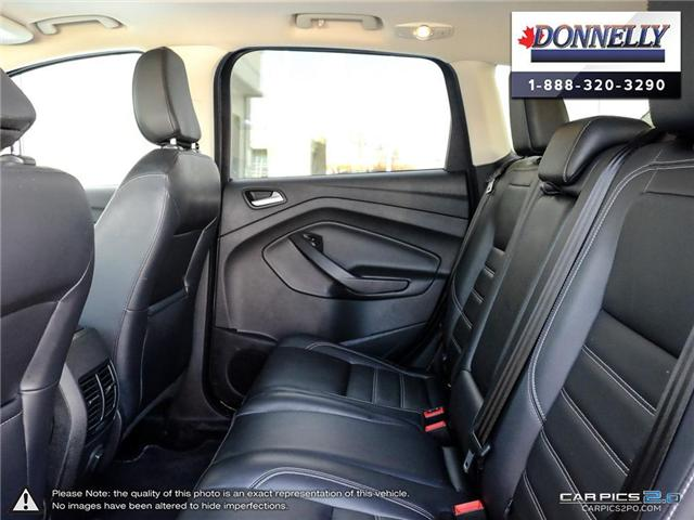 2018 Ford Escape SEL (Stk: DUR6011) in Ottawa - Image 25 of 28