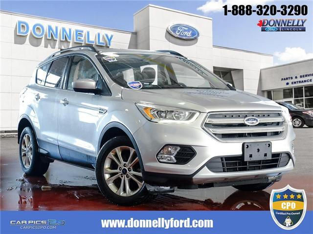 2018 Ford Escape SEL (Stk: DUR6010) in Ottawa - Image 1 of 28