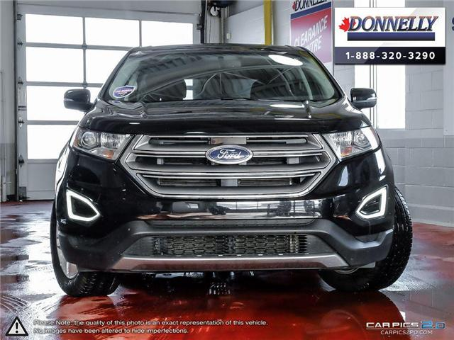 2018 Ford Edge SEL (Stk: PLDUR6009) in Ottawa - Image 2 of 28