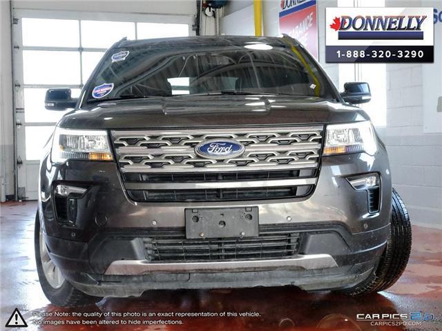 2018 Ford Explorer XLT (Stk: PLDUR6012) in Ottawa - Image 2 of 28