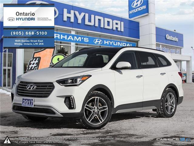 2017 Hyundai Santa Fe XL Premium (Stk: 48013K) in Whitby - Image 1 of 27