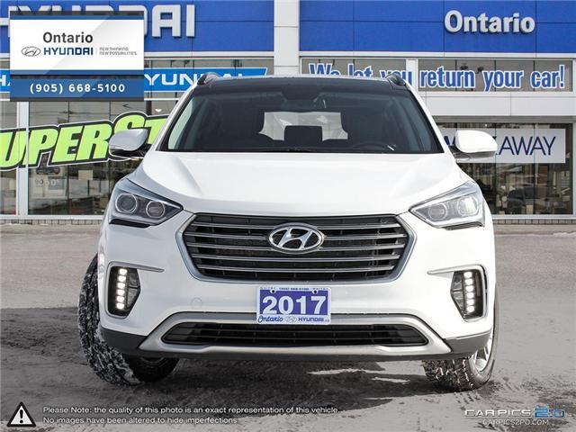2017 Hyundai Santa Fe XL Premium (Stk: 48013K) in Whitby - Image 2 of 27
