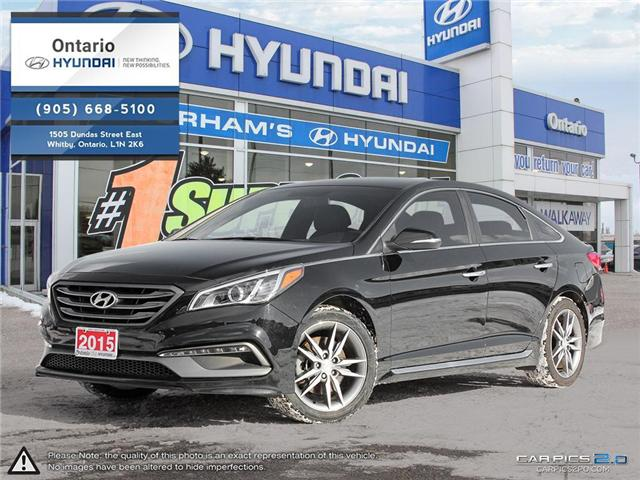 2015 Hyundai Sonata 2.0T Ultimate / Pano Roof (Stk: 71227K) in Whitby - Image 1 of 27