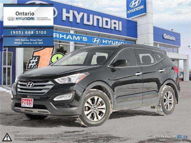 2015 Hyundai Santa Fe Sport 2.0T Premium / AWD (Stk: 79536K) in Whitby - Image 1 of 27