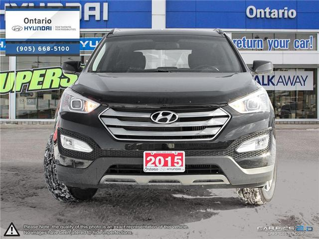 2015 Hyundai Santa Fe Sport 2.0T Premium / AWD (Stk: 79536K) in Whitby - Image 2 of 27