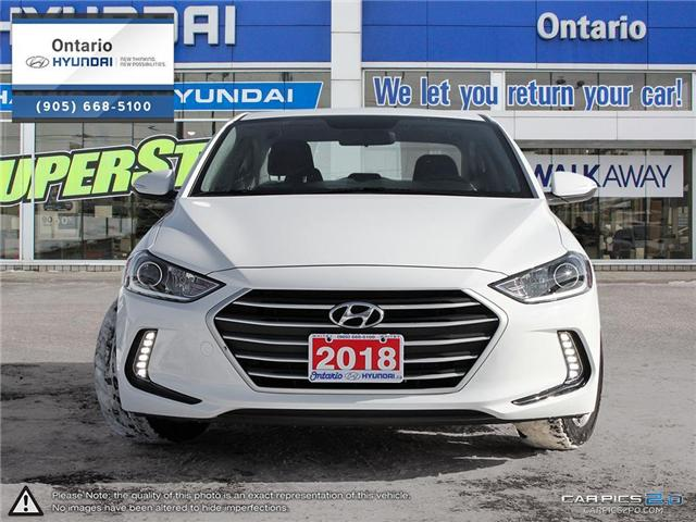 2018 Hyundai Elantra GL / APPLE CAR PLAY (Stk: 35403K) in Whitby - Image 2 of 27