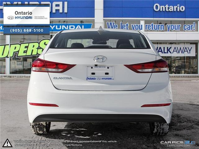 2018 Hyundai Elantra GL / APPLE CAR PLAY (Stk: 35403K) in Whitby - Image 5 of 27