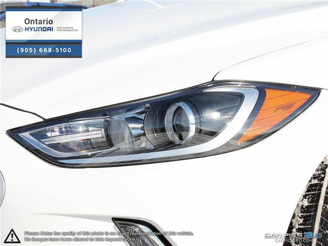2018 Hyundai Elantra GL / APPLE CAR PLAY (Stk: 35403K) in Whitby - Image 10 of 27