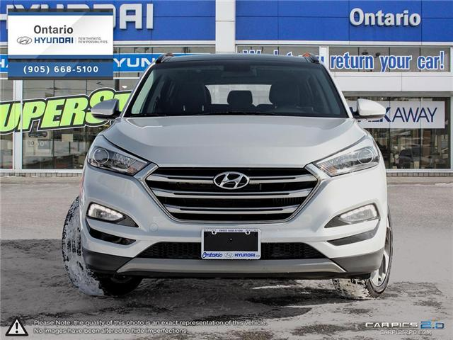 2017 Hyundai Tucson SE 1.6 Turbo (Stk: 42322K) in Whitby - Image 2 of 27