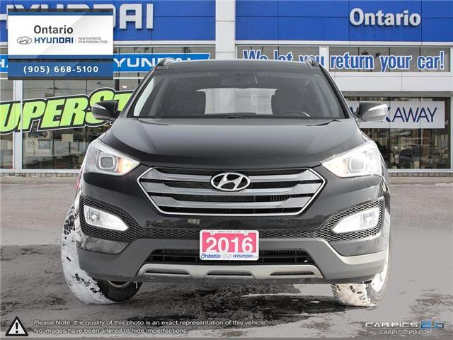 2016 Hyundai Santa Fe Sport 2.0T Limited / AWD (Stk: 46442K) in Whitby - Image 2 of 27