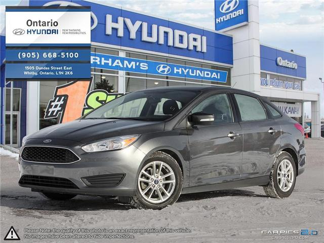 2016 Ford Focus SE (Stk: 09768K) in Whitby - Image 1 of 27
