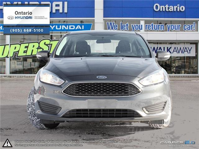 2016 Ford Focus SE (Stk: 09768K) in Whitby - Image 2 of 27
