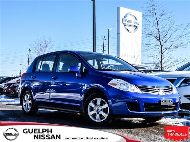 2012 Nissan Versa  (Stk: N19937A) in Guelph - Image 1 of 20