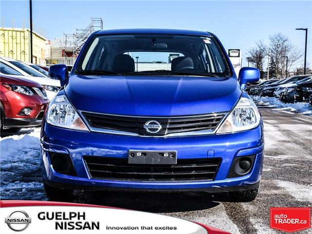 2012 Nissan Versa  (Stk: N19937A) in Guelph - Image 2 of 20