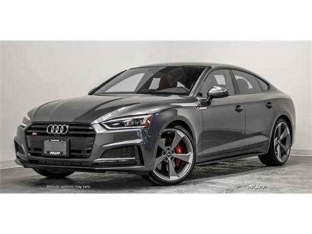 2019 Audi S5 3.0T Technik (Stk: T16249) in Vaughan - Image 1 of 22