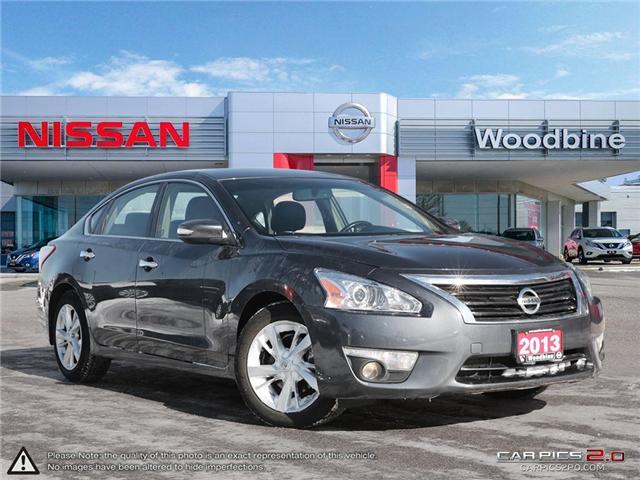 2013 Nissan Altima 2.5 SL (Stk: P7186) in Etobicoke - Image 1 of 26