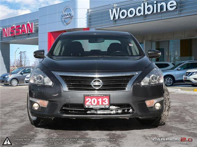2013 Nissan Altima 2.5 SL (Stk: P7186) in Etobicoke - Image 2 of 26