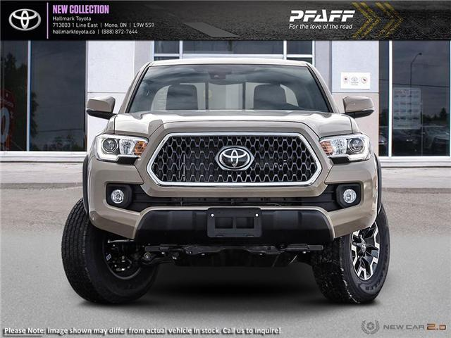 2019 Toyota Tacoma 4x4 Access Cab V6 TRD Off-Road 6M (Stk: H19229) in Orangeville - Image 2 of 24