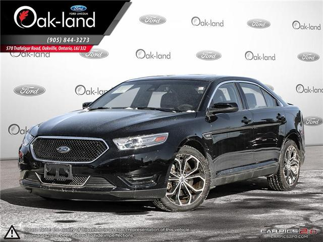 2018 Ford Taurus SHO (Stk: A3125) in Oakville - Image 1 of 27