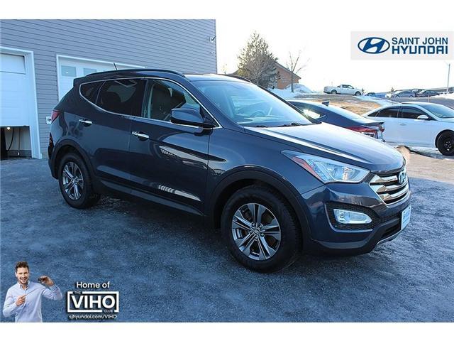 2014 Hyundai Santa Fe Sport  (Stk: U1871) in Saint John - Image 1 of 22