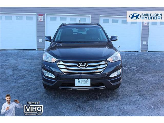 2014 Hyundai Santa Fe Sport  (Stk: U1871) in Saint John - Image 2 of 22