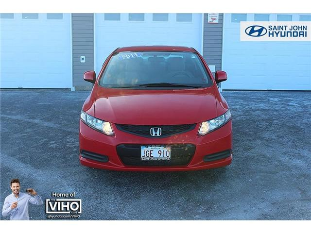 2013 Honda Civic LX (Stk: U1912A) in Saint John - Image 2 of 18