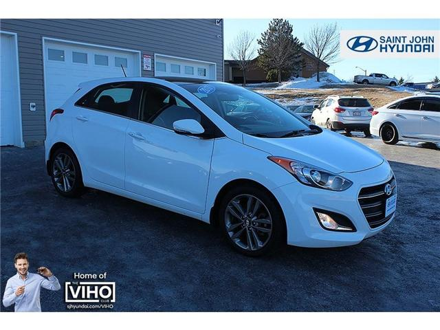 2017 Hyundai Elantra GT Limited (Stk: U2013) in Saint John - Image 1 of 22