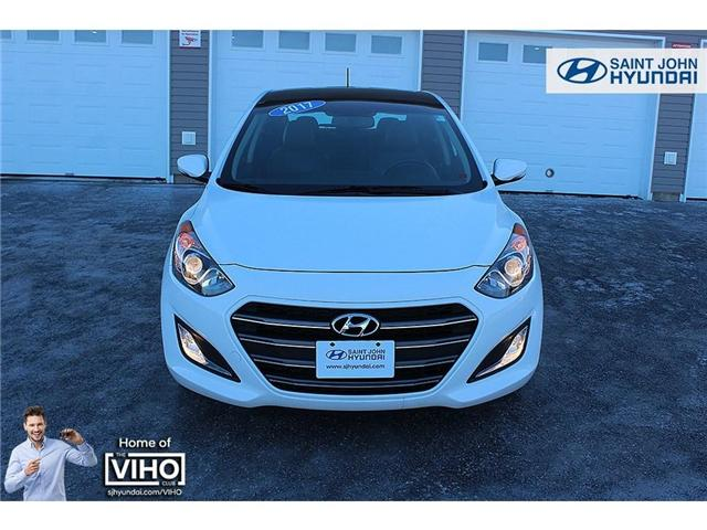 2017 Hyundai Elantra GT Limited (Stk: U2013) in Saint John - Image 2 of 22
