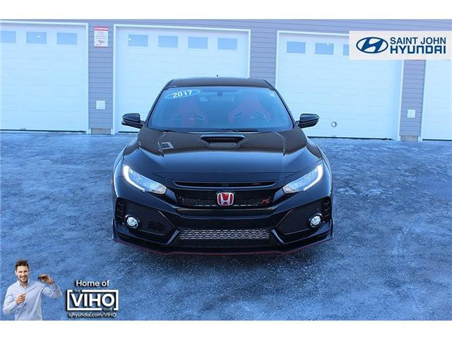 2017 Honda Civic Type R (Stk: U2018) in Saint John - Image 2 of 21
