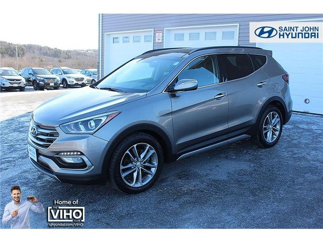 2017 Hyundai Santa Fe Sport 2.0T Limited (Stk: U2022) in Saint John - Image 2 of 26