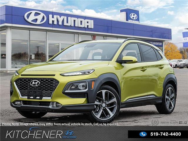 2019 Hyundai KONA 1.6T Ultimate (Stk: 58635) in Kitchener - Image 1 of 23