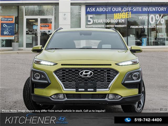 2019 Hyundai KONA 1.6T Ultimate (Stk: 58635) in Kitchener - Image 2 of 23