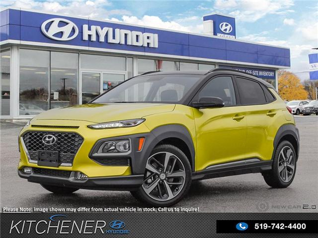 2019 Hyundai KONA 1.6T Trend (Stk: 58634) in Kitchener - Image 1 of 23