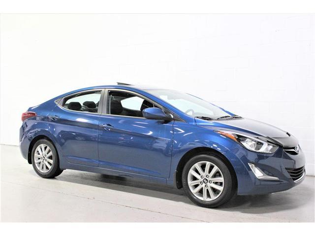 2015 Hyundai Elantra  (Stk: 439337) in Vaughan - Image 1 of 26