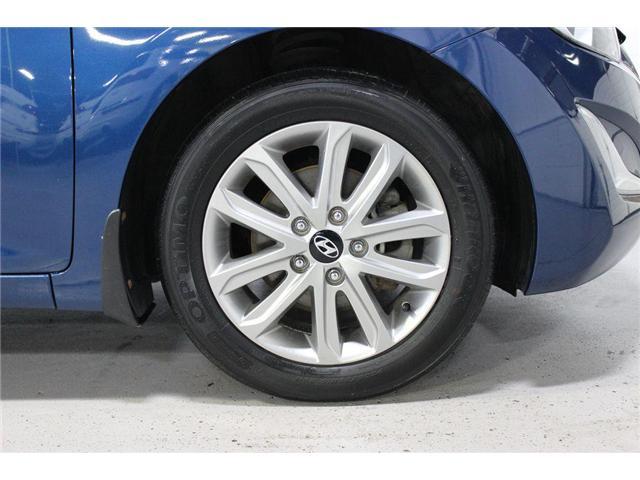 2015 Hyundai Elantra  (Stk: 439337) in Vaughan - Image 2 of 26