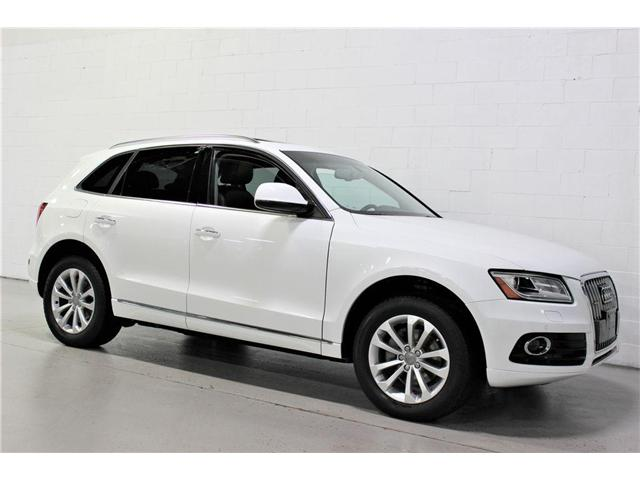 2015 Audi Q5 2.0T Progressiv (Stk: 057866) in Vaughan - Image 1 of 30