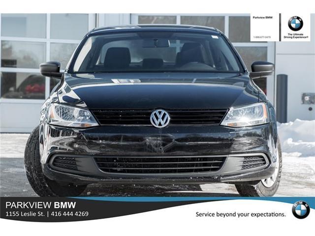 2013 Volkswagen Jetta 2.0L Trendline (Stk: PP8335A) in Toronto - Image 2 of 18