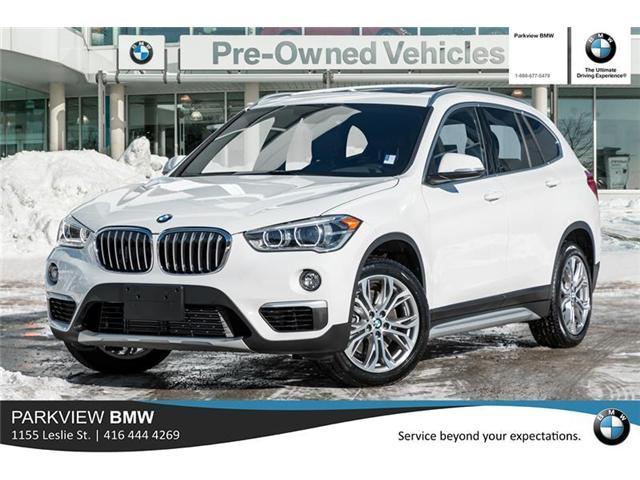 2018 BMW X1 xDrive28i (Stk: PP8347) in Toronto - Image 1 of 21