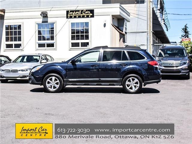 2013 Subaru Outback 2.5i Limited Package (Stk: 202333) in Ottawa - Image 3 of 24