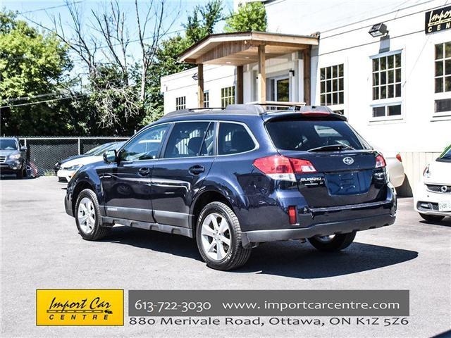 2013 Subaru Outback 2.5i Limited Package (Stk: 202333) in Ottawa - Image 4 of 24