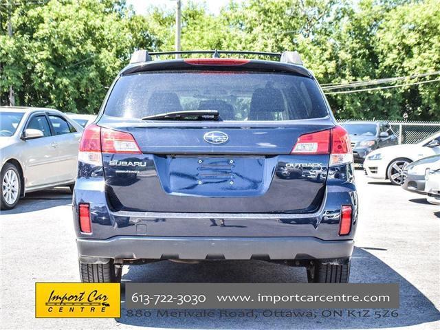 2013 Subaru Outback 2.5i Limited Package (Stk: 202333) in Ottawa - Image 5 of 24
