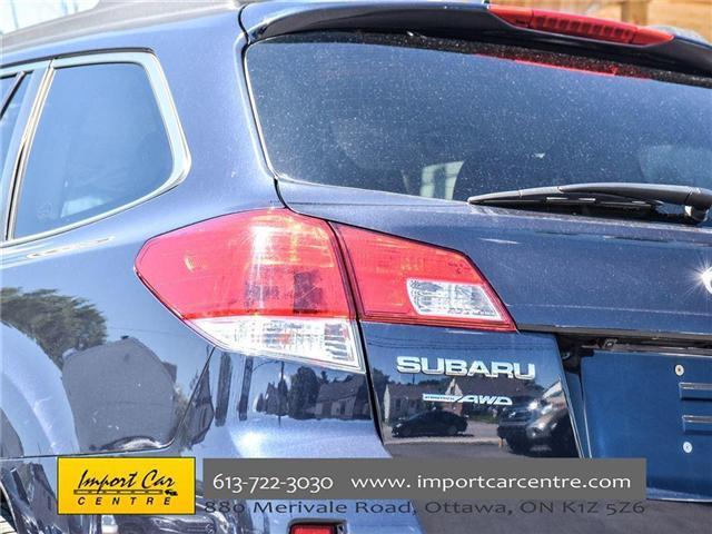 2013 Subaru Outback 2.5i Limited Package (Stk: 202333) in Ottawa - Image 7 of 24