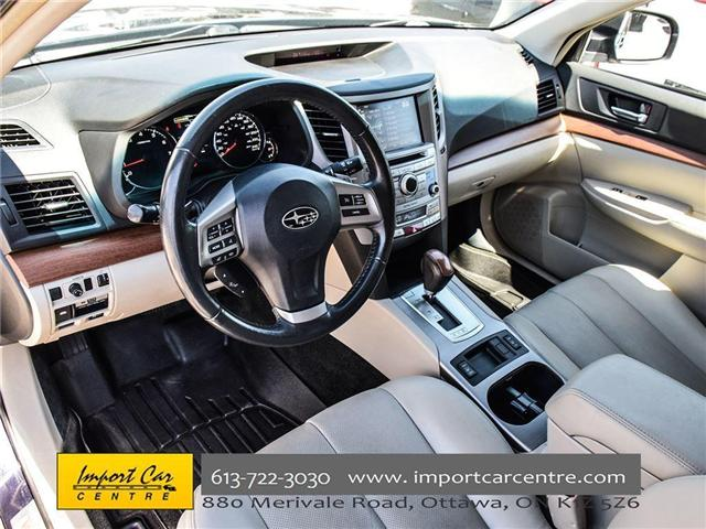 2013 Subaru Outback 2.5i Limited Package (Stk: 202333) in Ottawa - Image 10 of 24