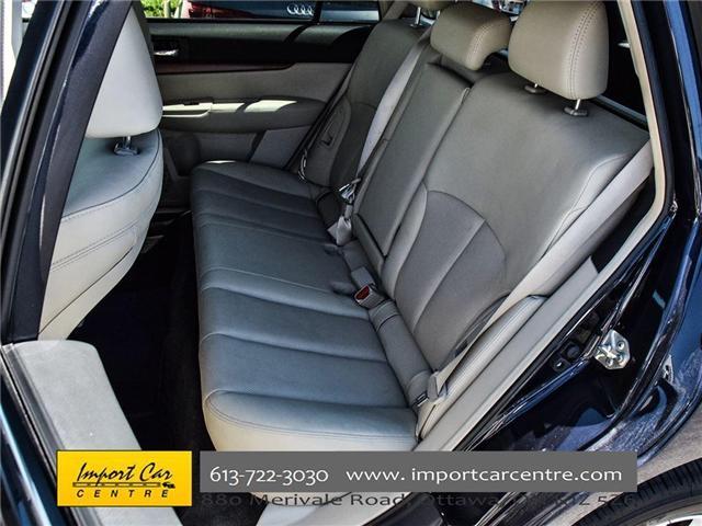 2013 Subaru Outback 2.5i Limited Package (Stk: 202333) in Ottawa - Image 12 of 24