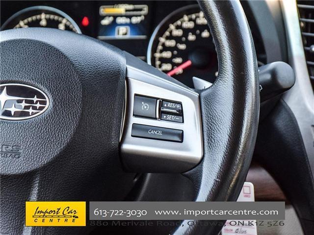 2013 Subaru Outback 2.5i Limited Package (Stk: 202333) in Ottawa - Image 14 of 24