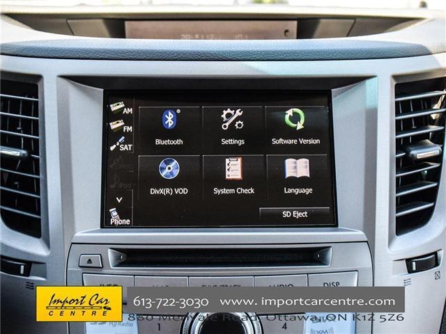2013 Subaru Outback 2.5i Limited Package (Stk: 202333) in Ottawa - Image 17 of 24