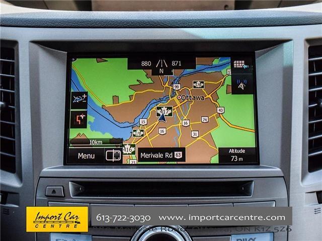 2013 Subaru Outback 2.5i Limited Package (Stk: 202333) in Ottawa - Image 18 of 24